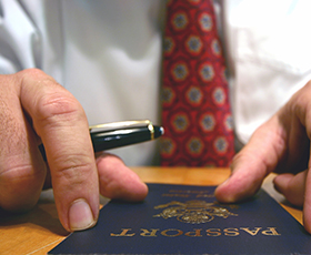 Change or Correct a Passport