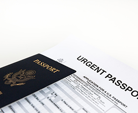 US passport expedited service