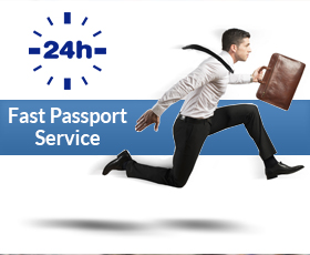 Specialized Registered Passport Expeditors in United States