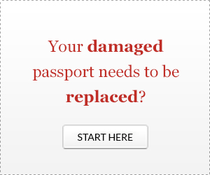 Replace your Damaged Passport