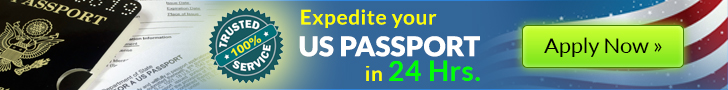 Expedite your US Passport in 24 hours