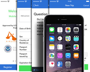 Use Mobile Passport App to avoid custom declaration at selected US airports