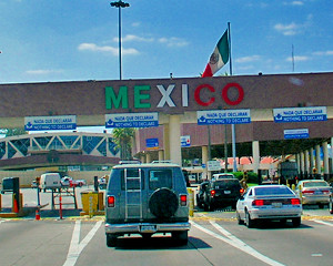 New rules implemented at Mexico border