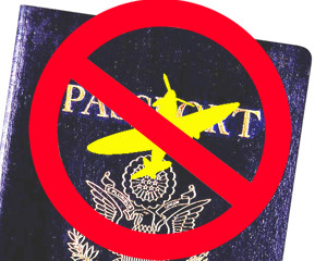 Replace your damaged passport for a smooth take off
