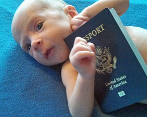 Essential documents to get your baby's passport fast
