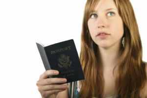 Replace your lost, damaged, stolen US passport