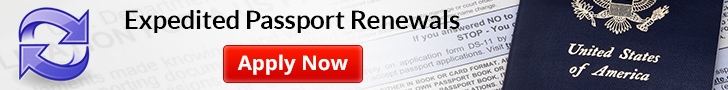 Apply for expedited US passport renewals