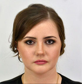 Perfect passport photo
