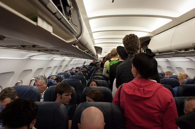 Your full flight is likely overbooked
