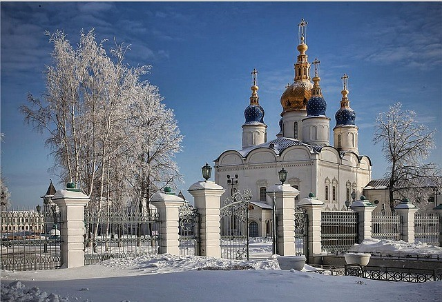 Money saving tip: visit Russia in off-season