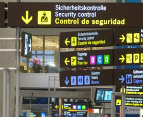 Expect delays at European passport control this summer.