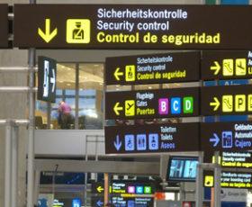 Expect delays at European passport control this summer.