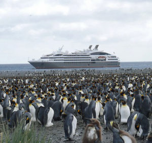 You might be able to see penguins and a total solar eclipse on an Antarctica cruise!