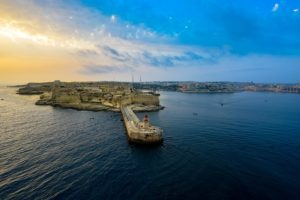 Malta is the European country with the fewest natural disasters.