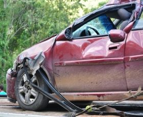 Don't let a car accident overseas ruin your trip.