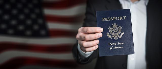 Get a Passport at a US Embassy